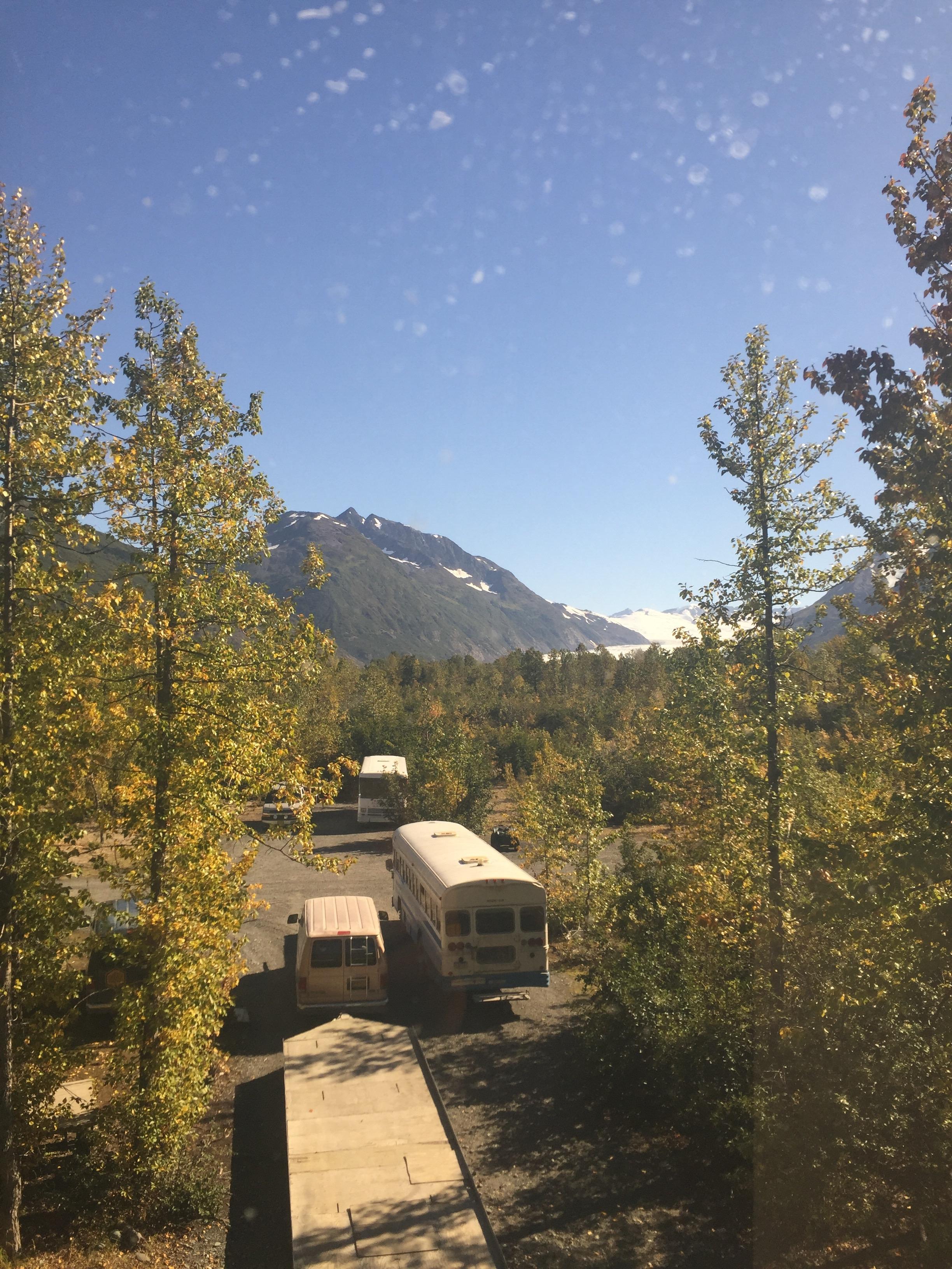 Spencer Lake in Alaska