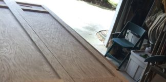 DIY Barn Doors   Custom Doors using Plywood   DIY Projects