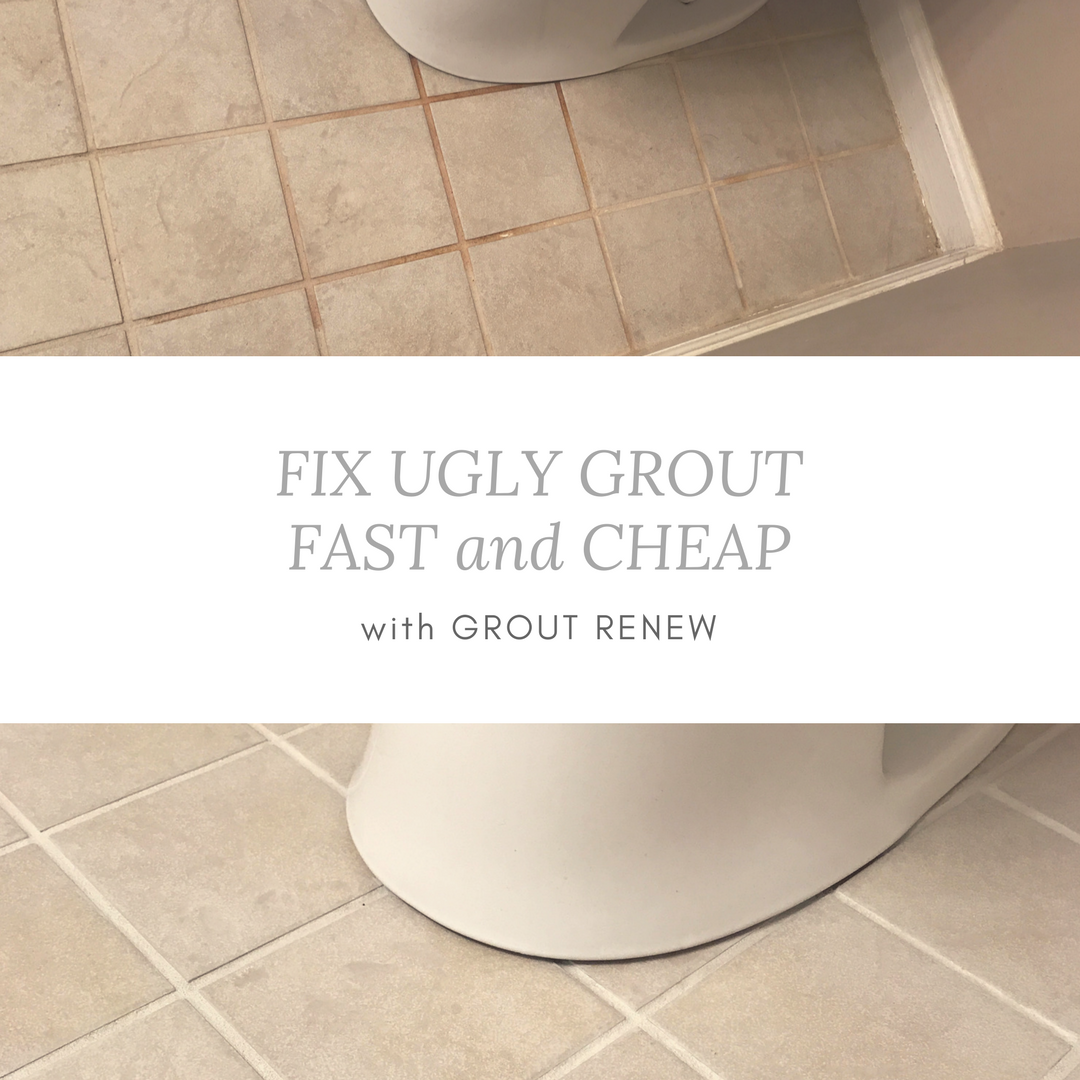 Get Rid Of Ugly Grout Without Ripping Up Your Tile