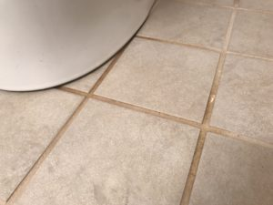 Get rid of ugly grout | Grout Renew is an easy and cheap way to fix grout | DIY Grout