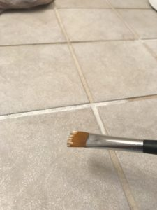 Fix your old ugly grout with Grout Renew | Easy DIY Tile update