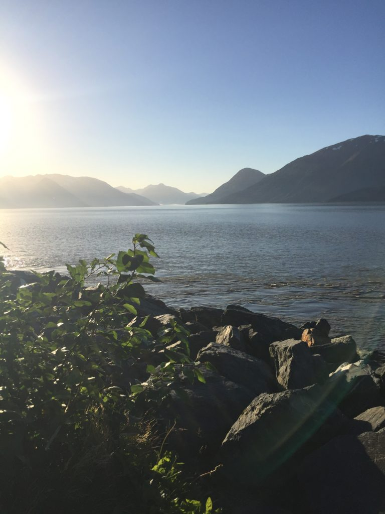 Alaskan Vacation | Driving Turnagain Arm