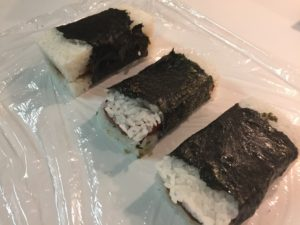 Food I loved in Hawaii | Spam Musubi Rolls
