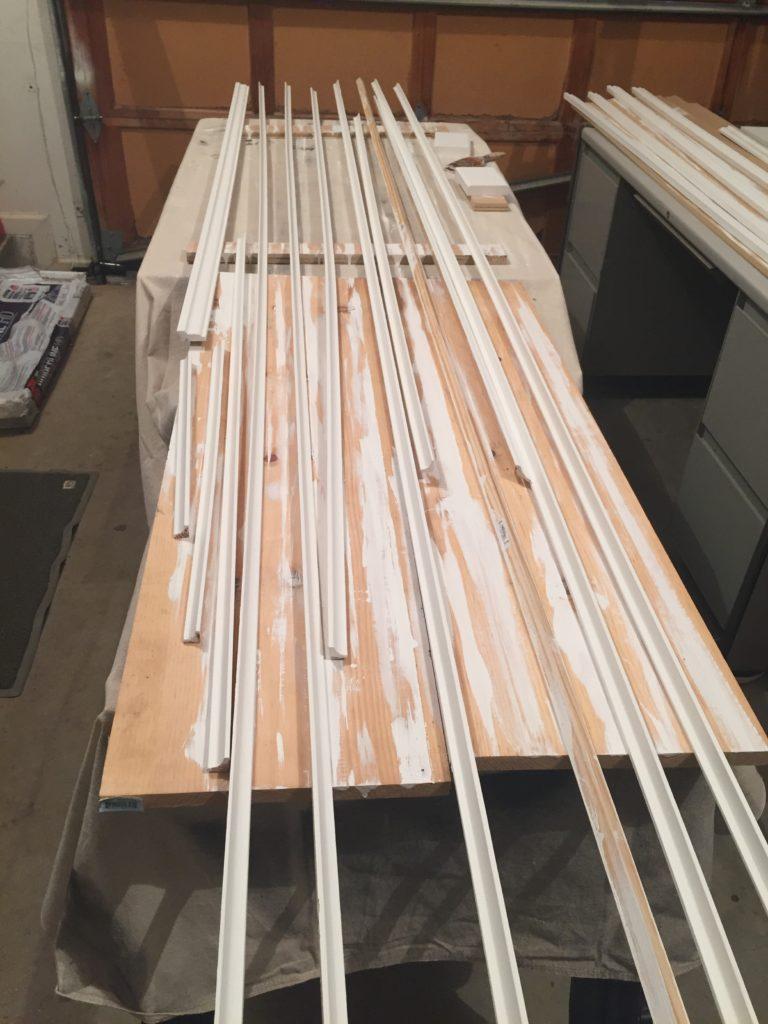 DIY Baseboards   Get Rid of Your Wimpy Baseboards   Bonus Room Makeover