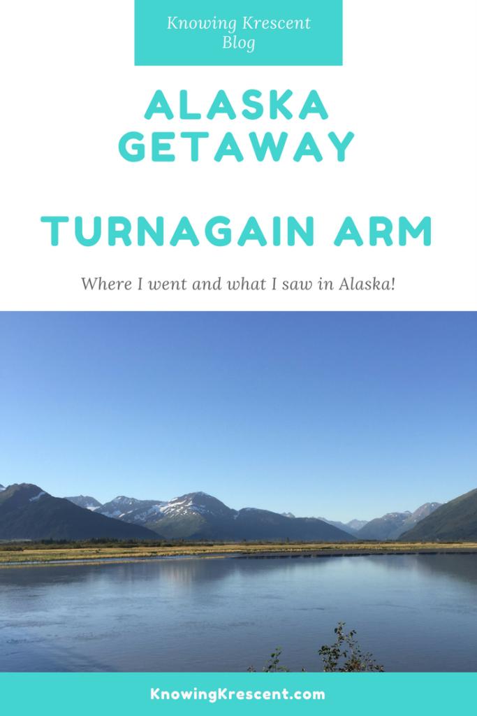Driving Turnagain Arm in Alaska - Seward Highway