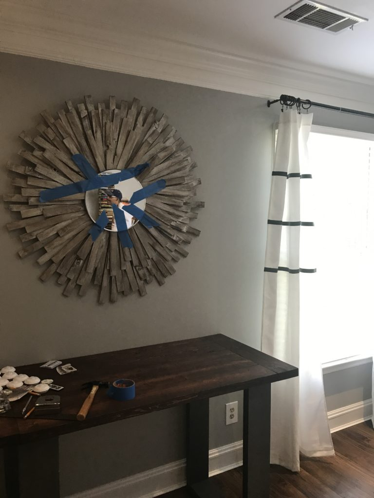 Sunburst Mirror Diy Cheap And Creative Wall Art With Wood