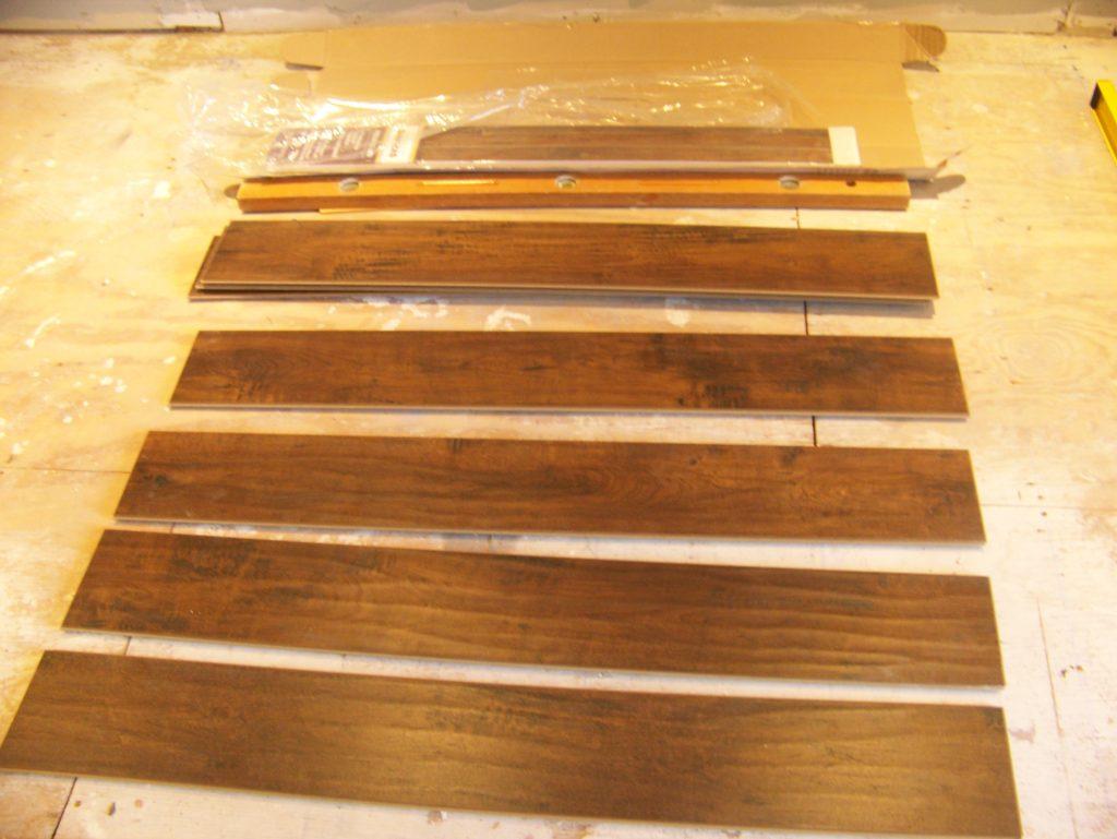 DIY Installing Laminate Flooring | Samu0027s Select Surfaces Cocoa Walnut