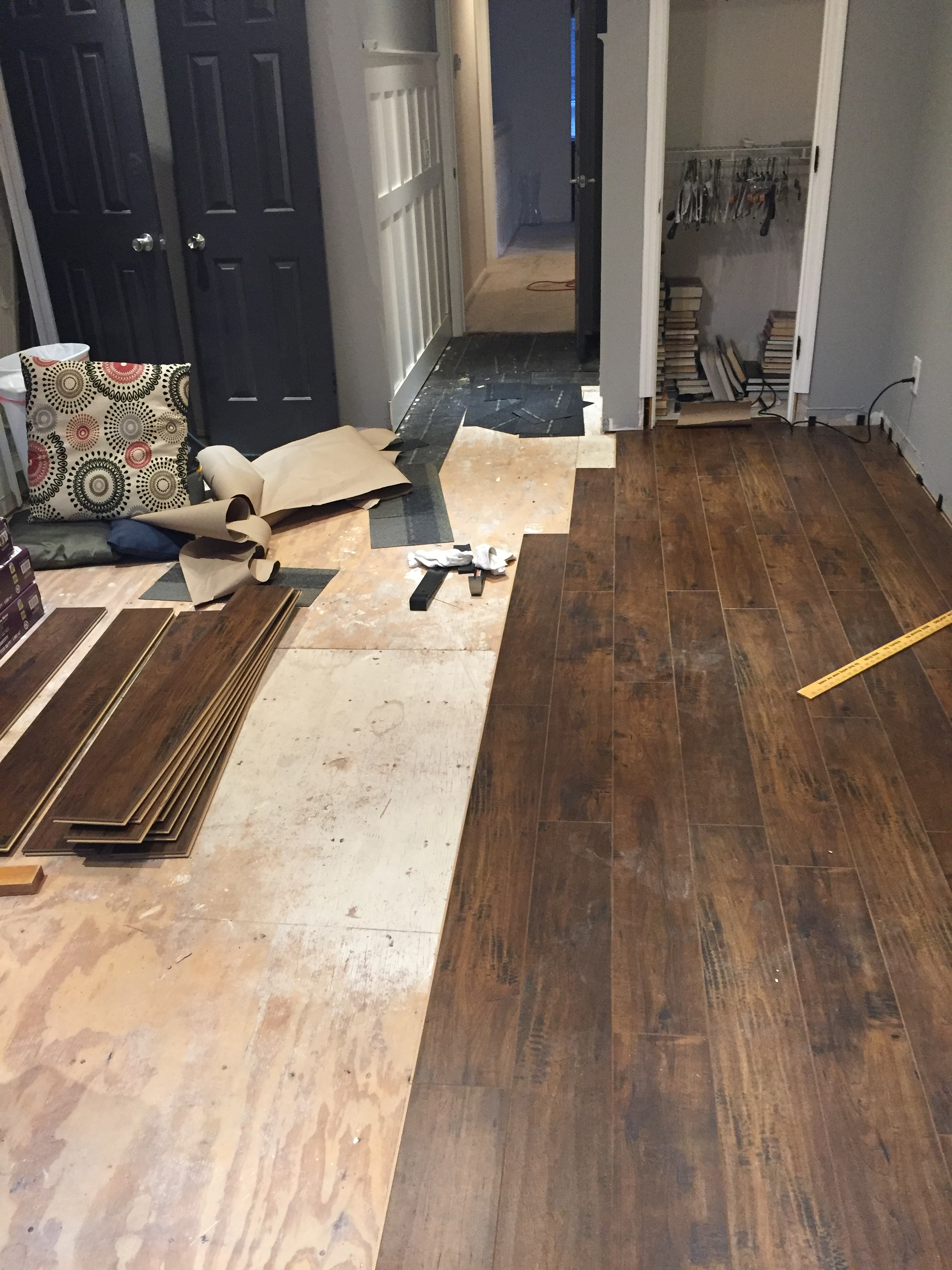 Diy Installing Laminate Flooring Sam S Select Surfaces Cocoa