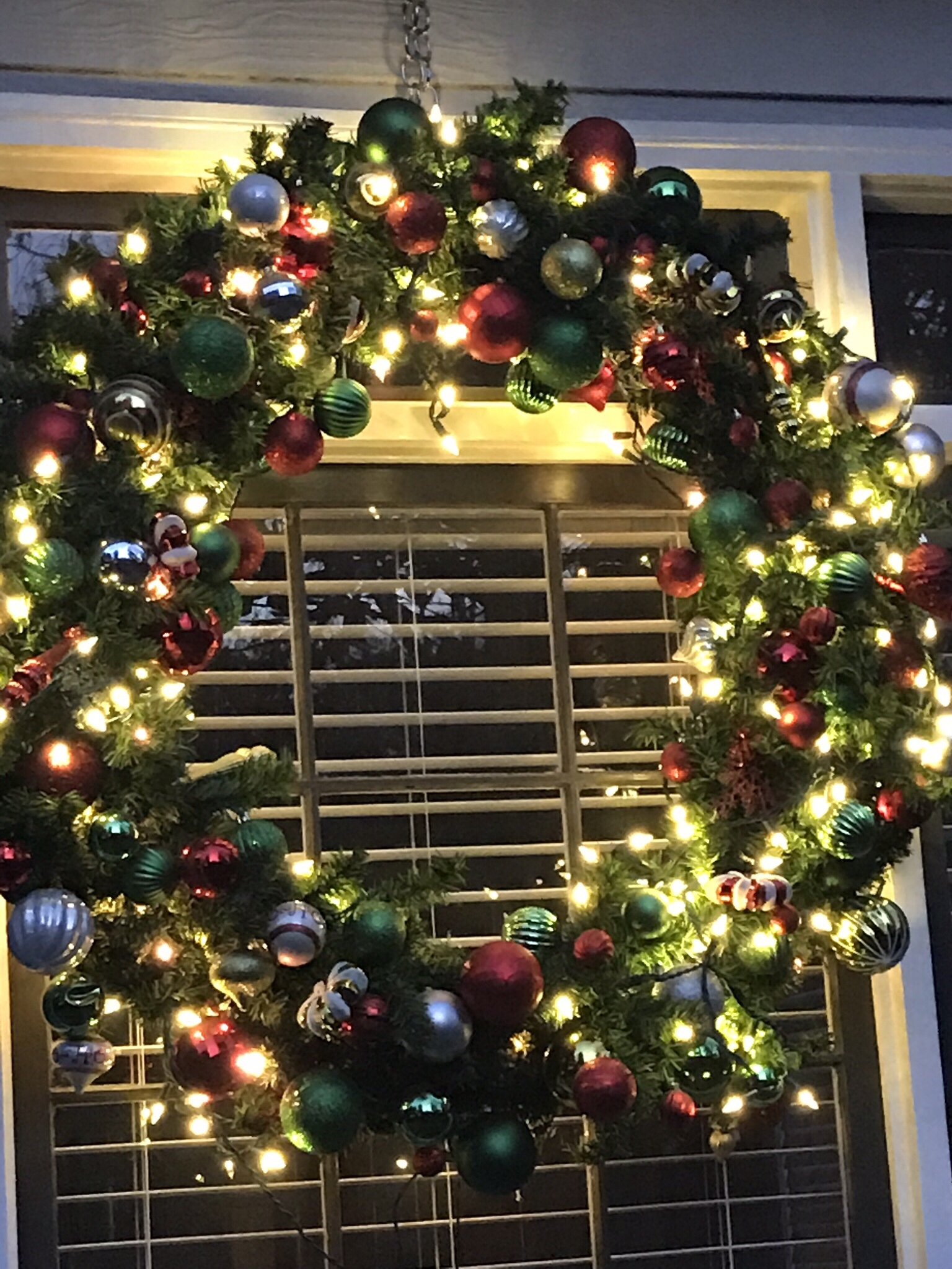 Outdoor Christmas Decorations Images.Front Door Christmas Decor Ideas Outdoor Christmas