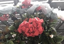 Outdoor Wreath, Magnolia Wreath, Christmas Decor, Christmas Wreath, Door Wreaths
