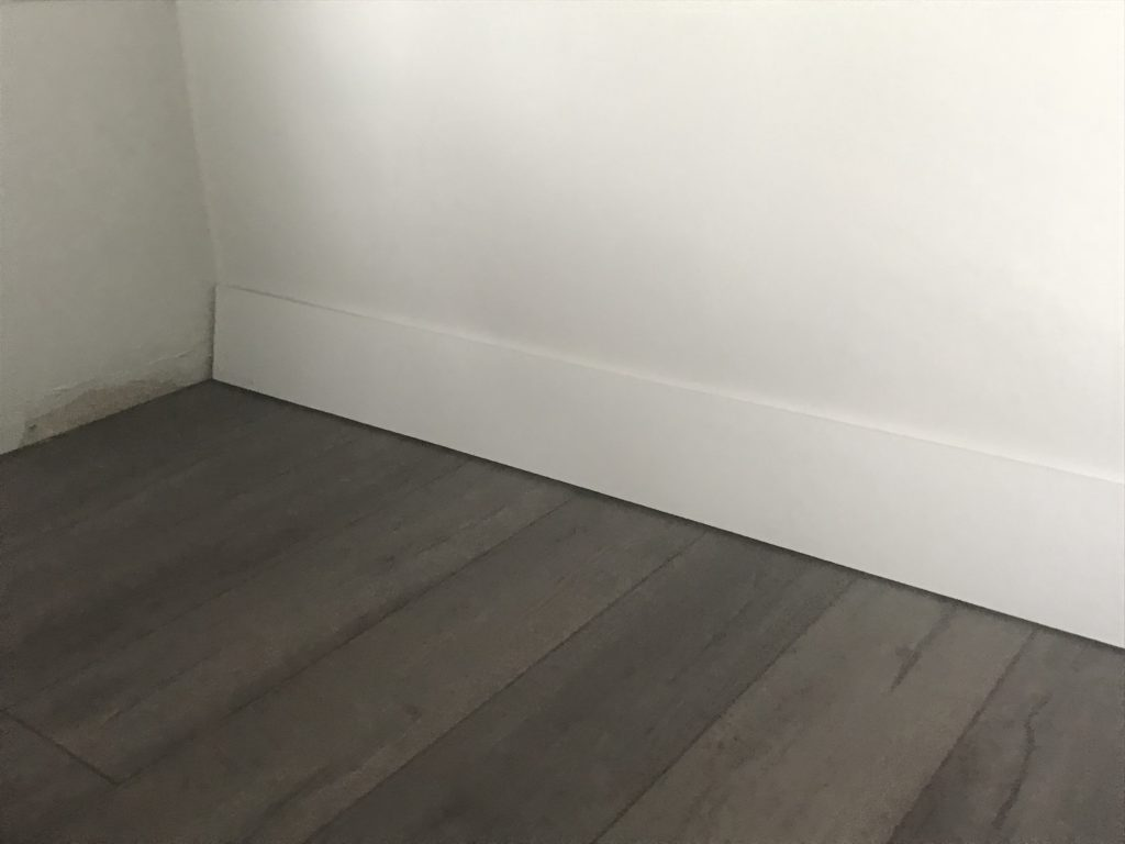 Easy Diy Upgrade For Thicker Baseboards
