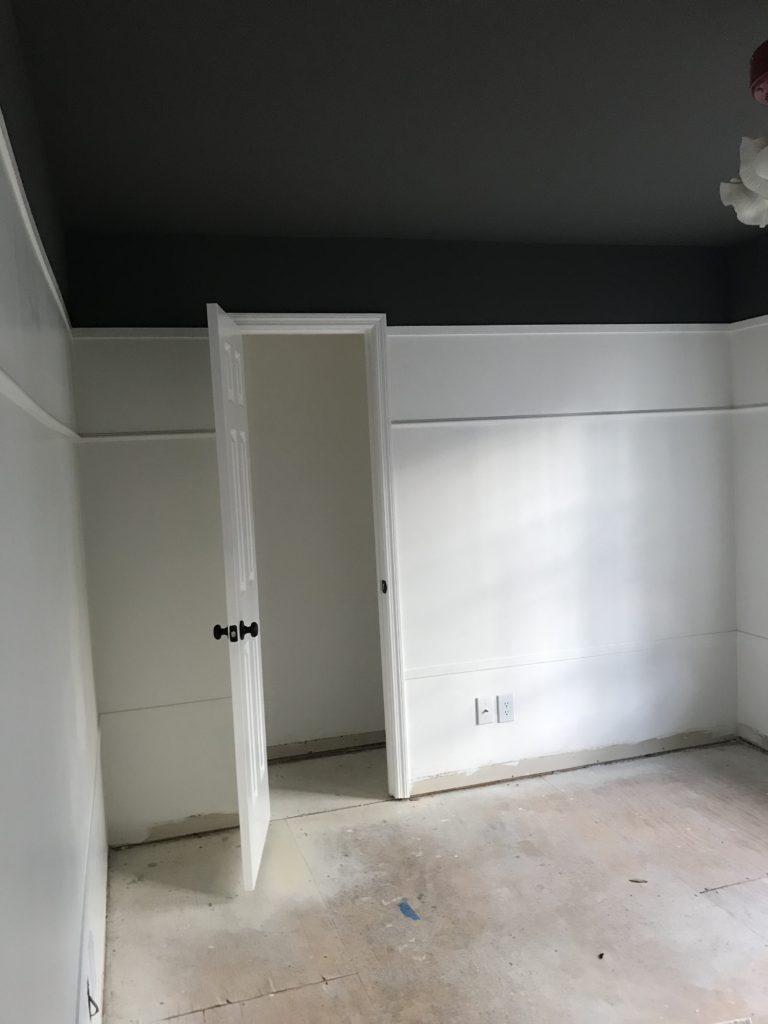 A Diy Bedroom Makeover Installing Floors Part 4